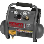 Компрессор безмасляный Senco PC1010N EU, 3.8 л, 0.3 кВт