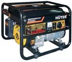 Бензиновый генератор HUTER DY3000LX-электростартер (без аккумулятора)