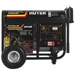 Бензиновый генератор HUTER DY6500LXW c функцией сварки