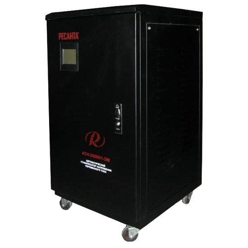 Стабилизатор напряжения Ресанта АСН-20000_1-ЭМ