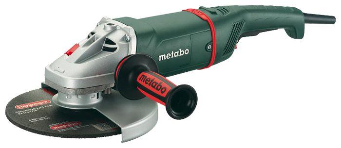 Угловая шлифмашина Metabo W 24-180