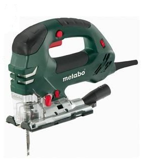 Лобзик Metabo STEB 140 PLUS (кейс)