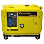 Дизельный генератор CHAMPION DG6501ES
