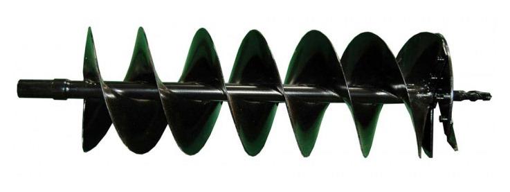 Шнек почвенный 200 мм для Champion AG252 (C8053)