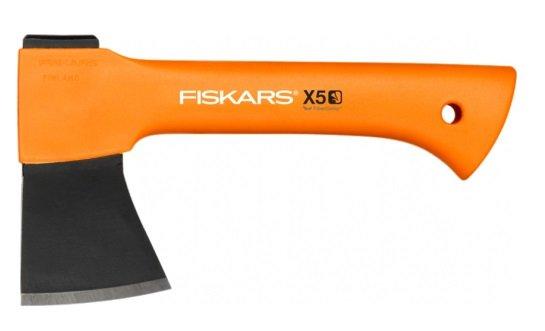 Топор туристический FISKARS X5-XXS (121123)