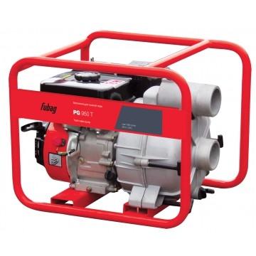 Мотопомпа для сильнозагрязненной жидкости Fubag PG1300T