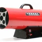 Тепловая пушка  aurora GAS HEAT-30 газовая без регулятора мощности