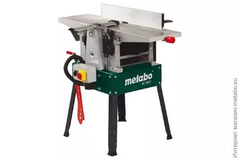 Фуговально-рейсмусный станок Metabo HC 260 C WNB 0114026000