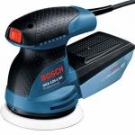 Шлифмашина эксцентриковая Bosch GEX 125-1 AE Professional (0601387500)