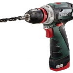 Шуруповерт Metabo PowerMaxx BS Quick Pro 2.0Ah+4.0Ah (600157700)