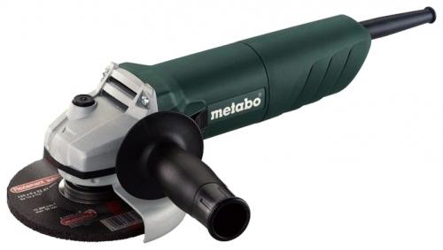 Угловая шлифовальная машина Metabo W850-125 (601233010)
