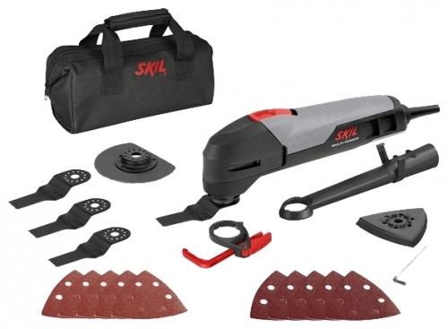 Многофункциональный инструмент Skil 1470 + набор + сумка (F0151470LK)