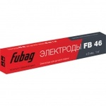 Электроды Fubag сварочный с рутилово-целлюлозным покрытием FB 46 D 2.5 мм 1 кг