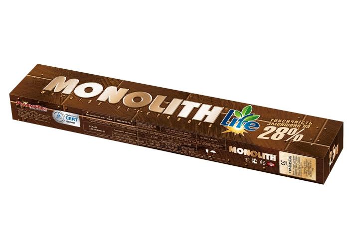 Электроды MONOLITH 2.5 1 кг