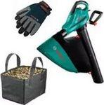 Воздуходувка BOSCH ALS 25 перчатки + сумка