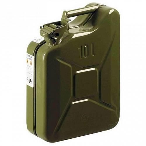 Металлическая канистра 10 литров