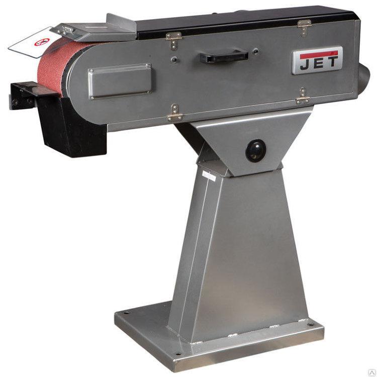 Ленточно-шлифовальный станок JET  JBSM-150