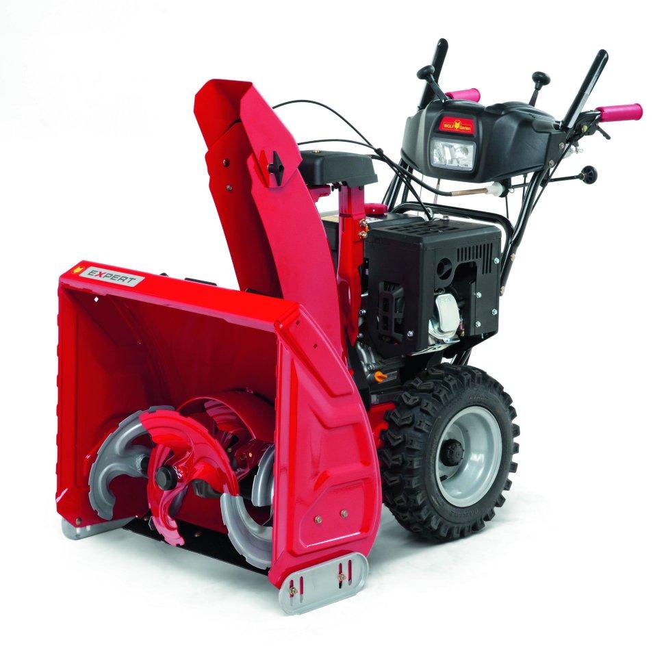Бензиновый снегоуборщик WOLF-GARTEN EXPERT 6690 HD
