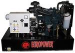 Дизельная электростанция EuroPower EP73DE