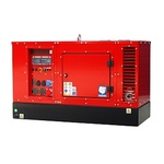 Дизельная электростанция в кожухе EuroPower EPS333TDEHEAT
