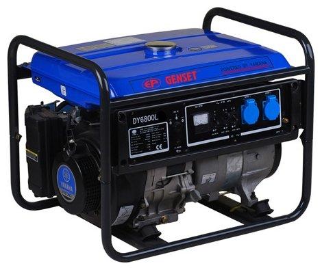 Бензиновый генератор EP Genset  DY6800LX
