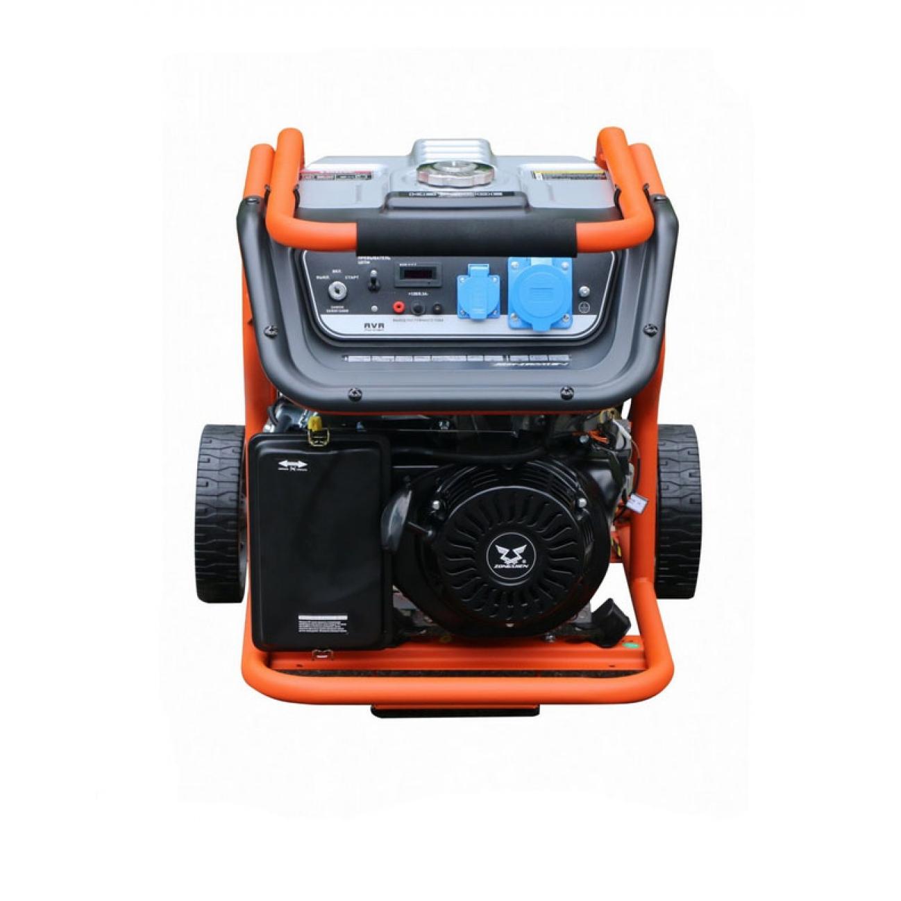 Генератор бензиновый Zongshen KB 6000