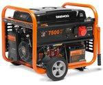 Генератор бензиновый DAEWOO GDA 8500E-3