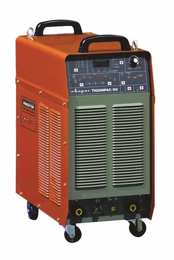Сварочный инвертор Сварог TIG 500 P DSP AC_DC (J1210)