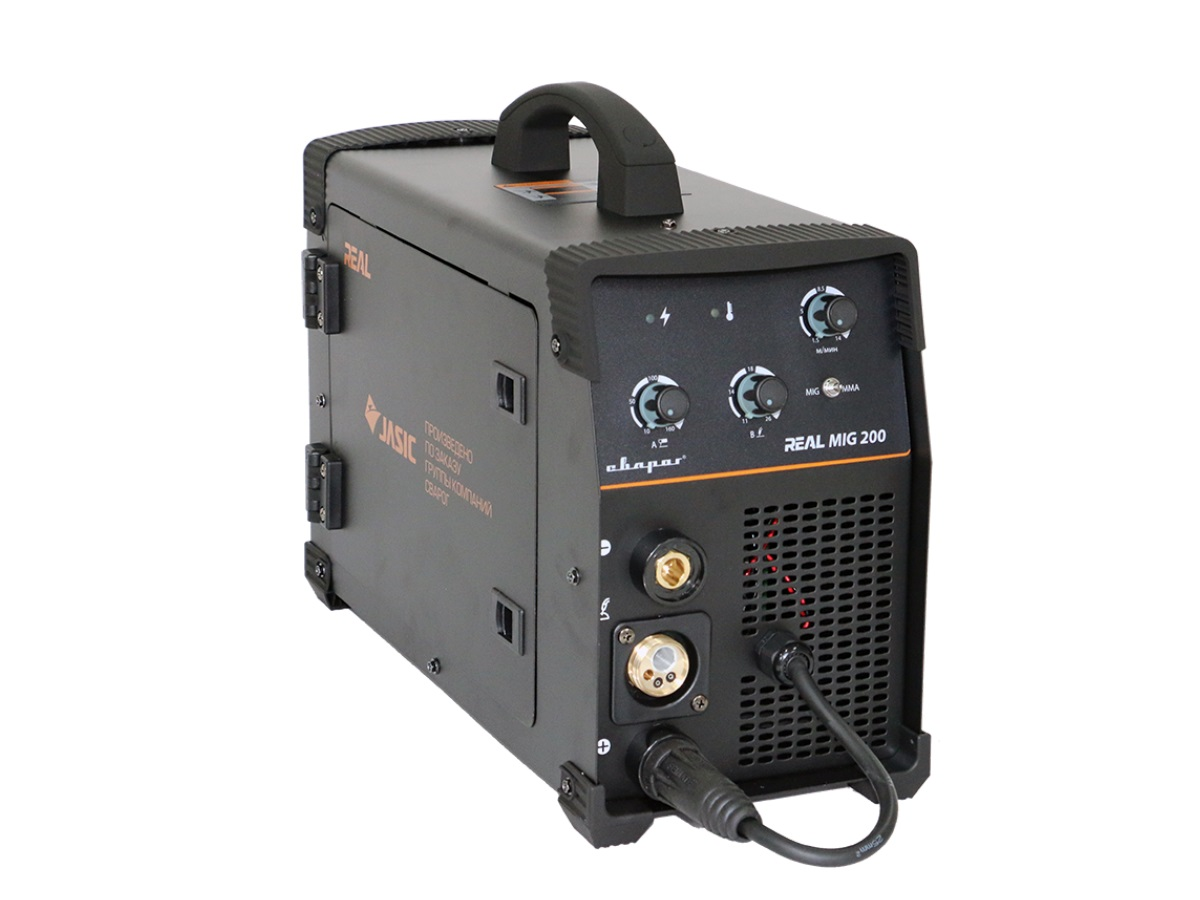 Сварочный инвертор Сварог MIG 200 REAL N24002 Black