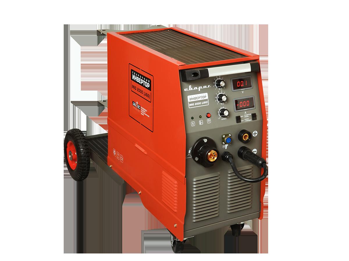 Инверторный полуавтомат Сварог MIG 2000 (J66)