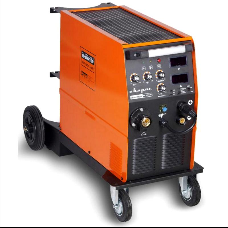 Инверторный аппарат Сварог MIG 3500 J93
