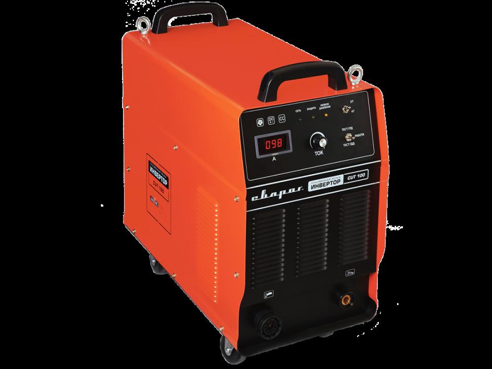 Инверторный аппарат для воздушно-плазменной резки Сварог CUT 100